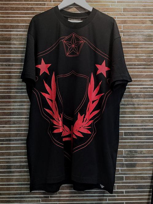 GIVENCHY スターエンブレムビッグTシャツ XS
