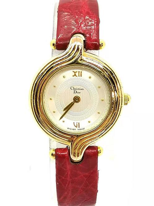 Christian Dior  クリスチャン ディオール クォーツ GP 時計