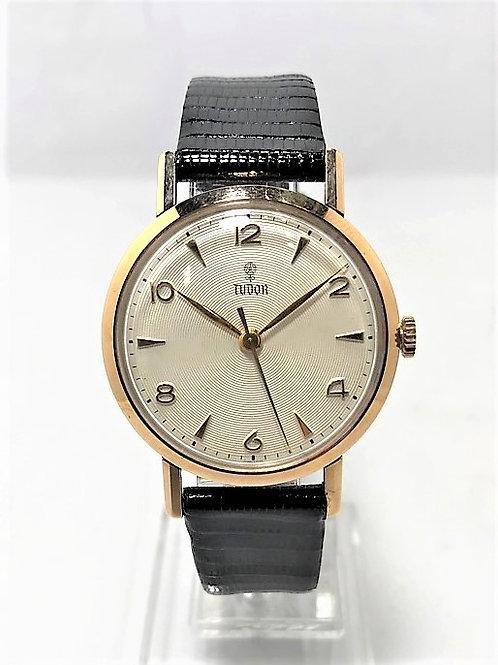 TUDOR K9 デニソンケース 小バラ 手巻き時計