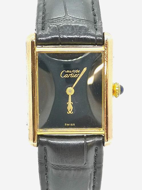 Cartier  カルティエ マストタンクヴェルメイユ  腕時計