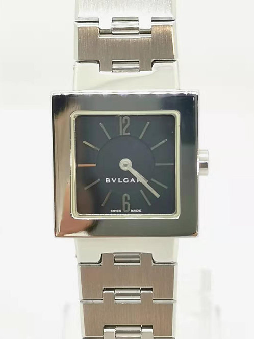 BVLGARI  ブルガリ  SQ22SS  クアドラード  時計