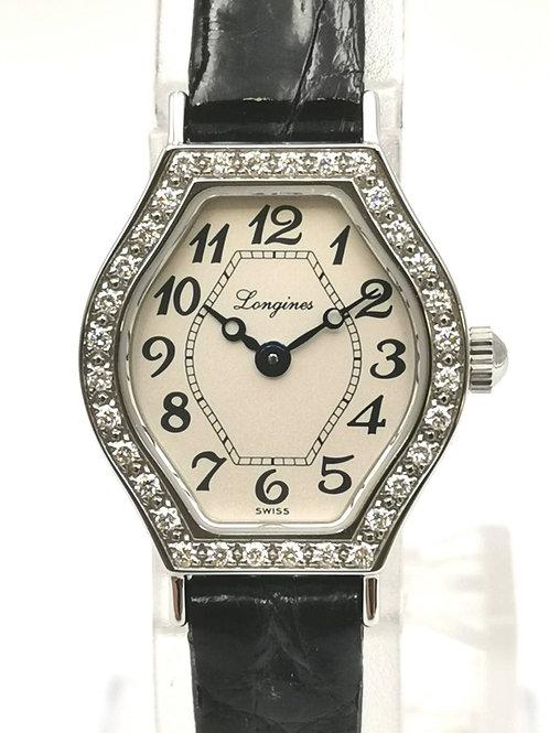 LONGINES   L5.184.0 ラヴィソント ダイヤモンド
