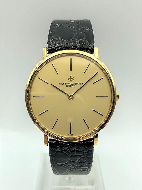 VACHERON&CONSTANTIN  K18YG 金無垢 手巻き時計