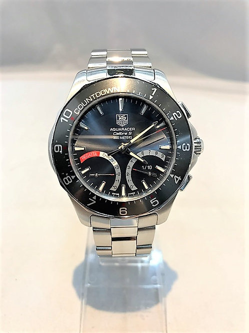 TAGHEUER CAF7111 アクアレーサー レガッタ クロノグラフ