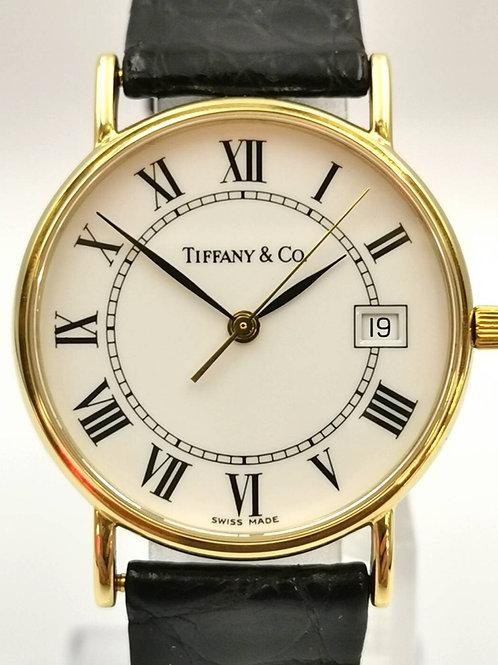 Tiffany & Co.  K14YG  ローマ