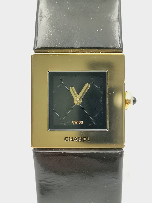 CHANEL  K18YG マトラッセ