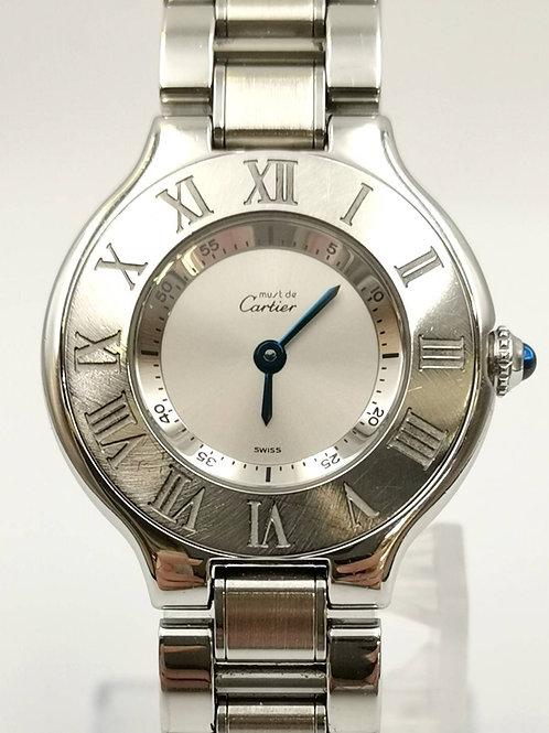 Cartier  カルティエ 1340  マスト21