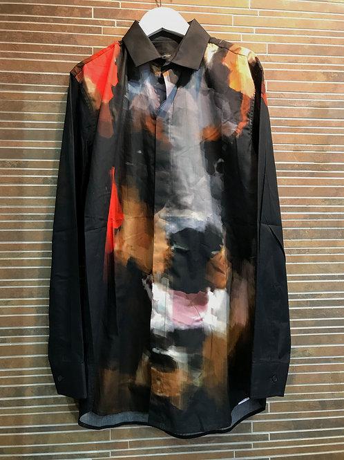 GIVENCHYドーベルマンシャツ 38