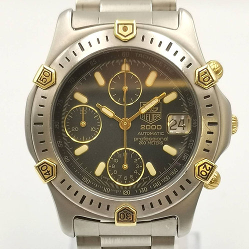 TAGHEUER  105.306  プロフェッショナル クロノ