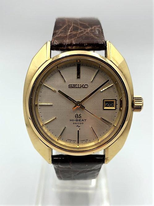 GRAND SEIKO 4522-7000 ハイビート デイト