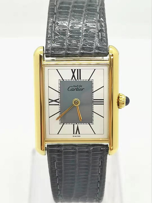 Cartier  カルティエ  マストタンクヴェルメイユ  590005  時計