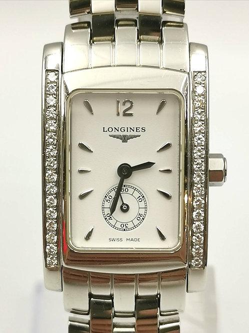 LONGINES  L5.155.0  ドルチェビータ ダイヤ スモセコ