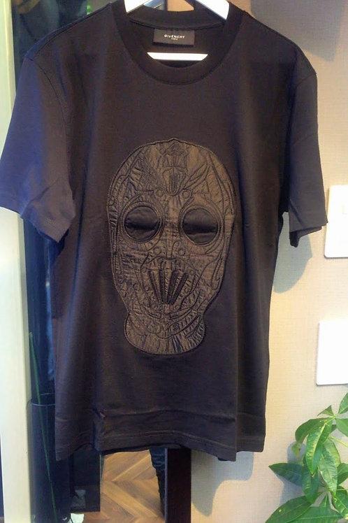 GIVENCHYスカルパッチ Tシャツ S