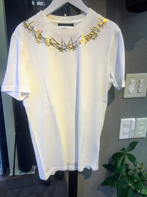 GIVENCHYチェーンプリント Tシャツ XS