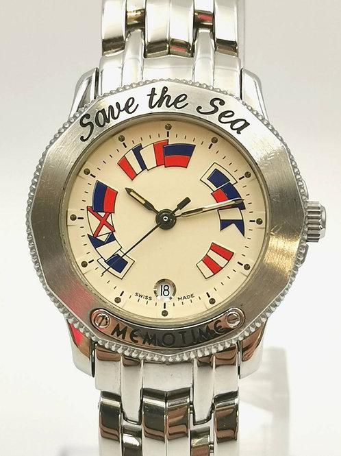CORUM  MEMO  TIME  SAVE  THE  SEA