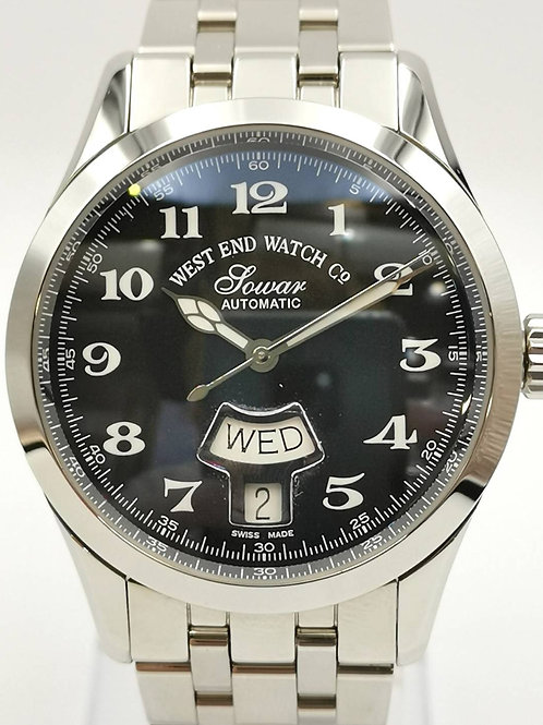 WEST END WATCH CO  16 8000  シルクロード1