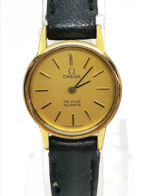 OMEGA オメガ  De Ville  ブッシュボタン GP  腕時計