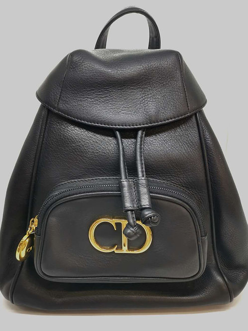 Christian Dior  ロゴ リュック