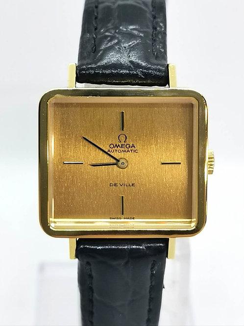 OMEGA オメガ De Ville GP スクエア  腕時計