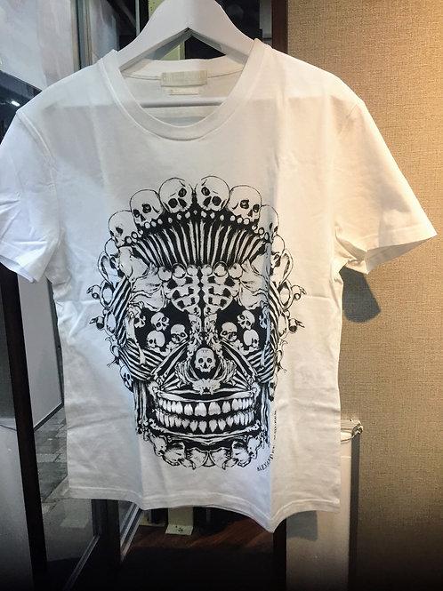ALEXANDER MQUEEN スカルモチーフTシャツ XS