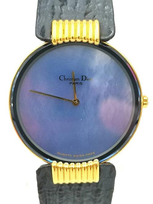 Christian Dior  47 153-3  ブラックムーン ブルーシェル