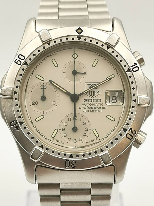 TAGHEUER  162.206  プロフェッショナル クロノ