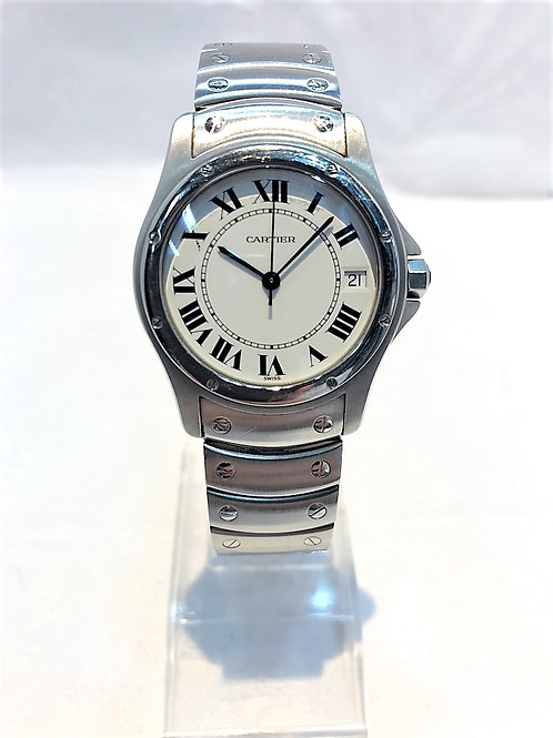 CARTIER サントス クーガーLM