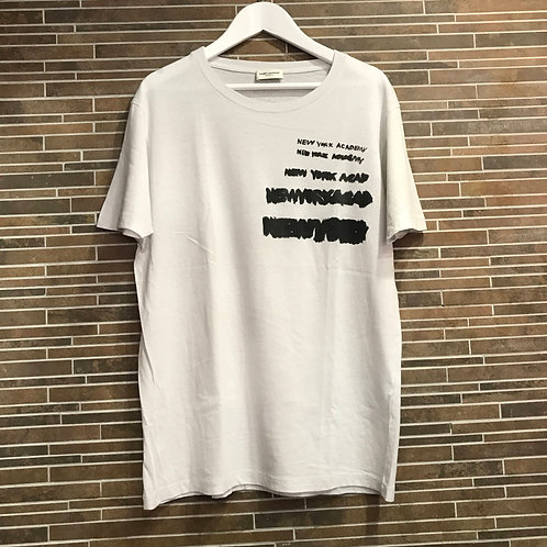 SAINT LAURENT	NEW YORK ACADENY Tシャツ M