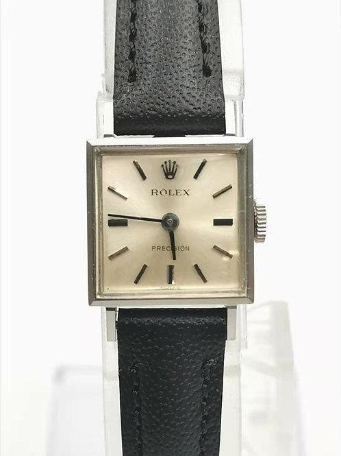 ROLEX ロレックス 2611 プレシジョン  K18WG 1970年  手巻き 時計