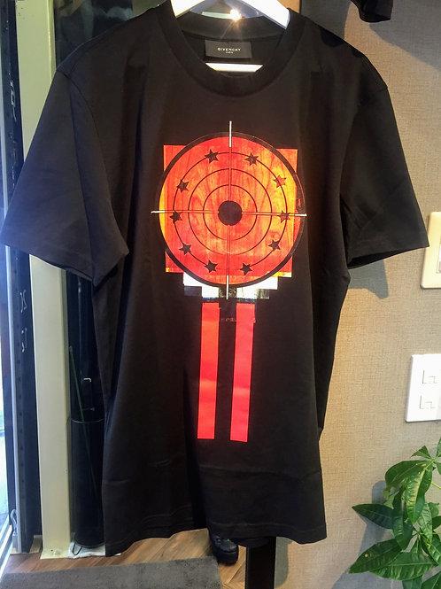 GIVENCHYターゲットサークルスター Tシャツ S