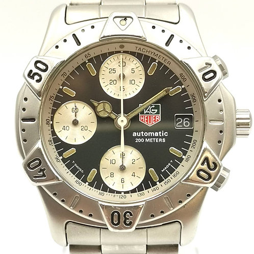 TAGHEUER   740.306  クロノグラフ ダイバー