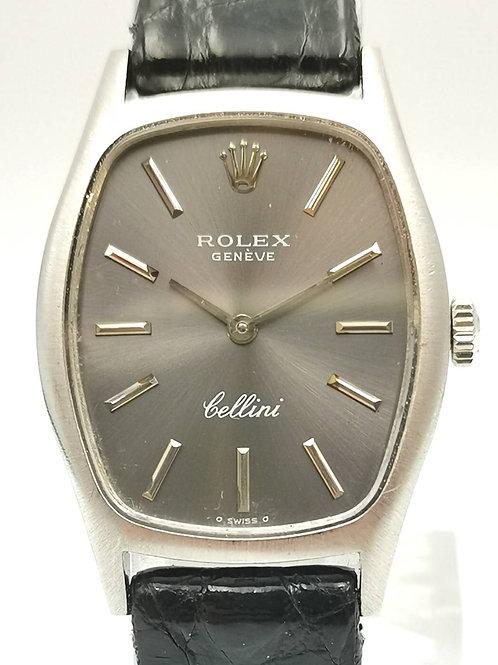 ROLEX  3803  K18WG  チェリーニ