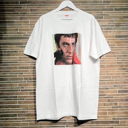 SUPREMEプリントTシャツ
