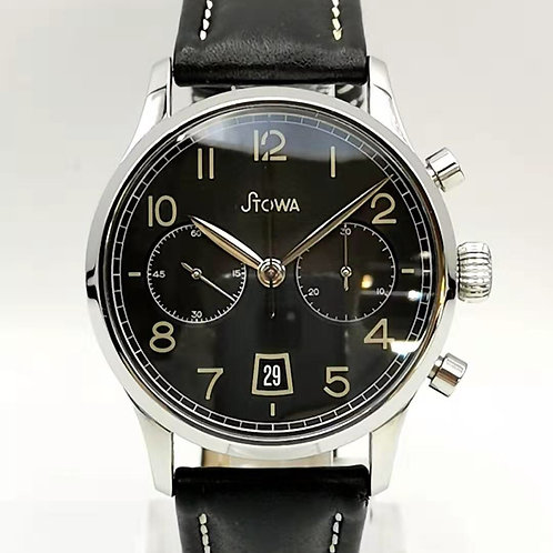 STOWA  クロノグラフ1938  自動巻き 時計