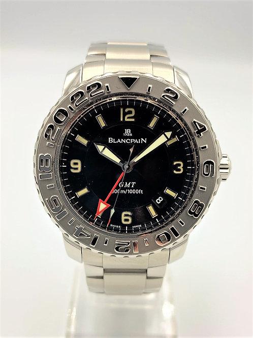 BLANCPAIN  2250 トリロジー GMT