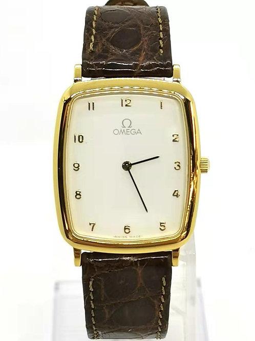 OMEGA オメガ De Ville  トノー コンビ  時計