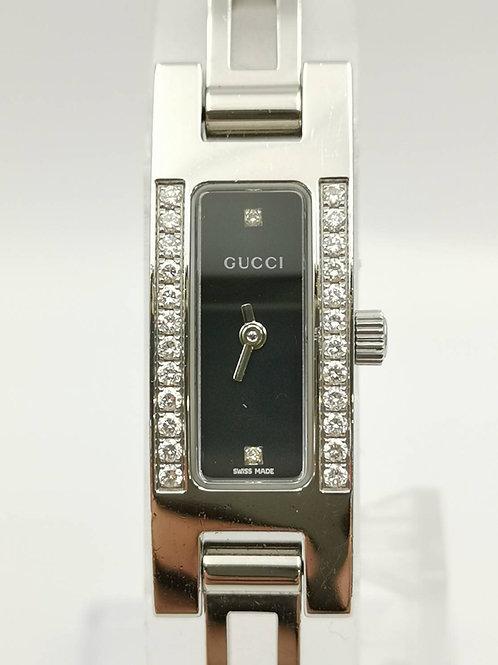 GUCCI  3900L  レクタンギュラー ダイヤ