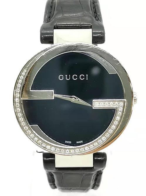 GUCCI  グッチ  ダイヤ  Gデザイン 133.3  時計