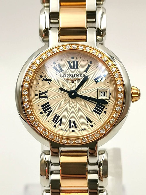 LONGINES  L8.110.5  プリマルナ K18PG/SS  美品