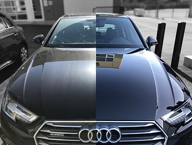 Paint correction Vancouver Canada