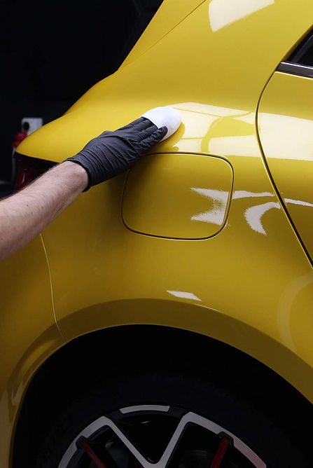 How long does ceramic coating paintwork