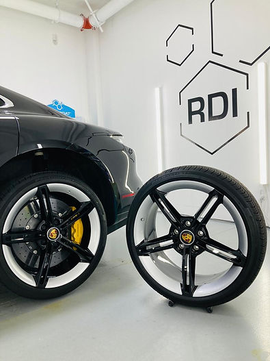 Porsche Ceramic Coating Richmond BC