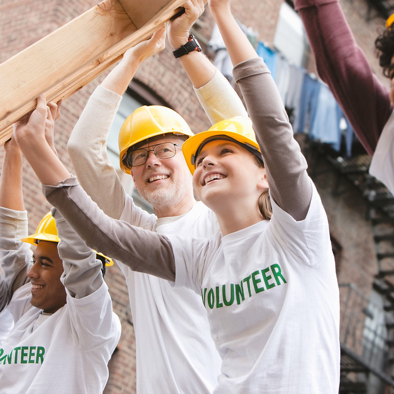Construction Volunteer Orientation