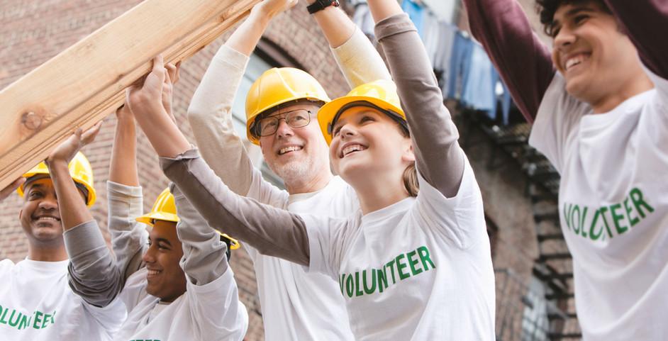 Volunteers Construction