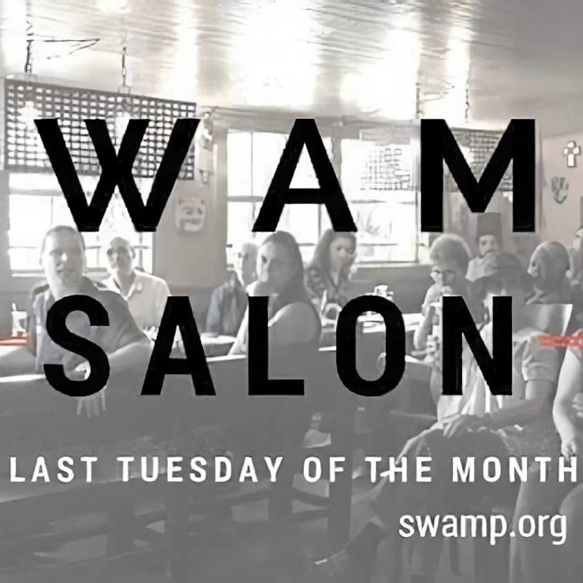 SWAMP (Virtual) Salon with Stiles White