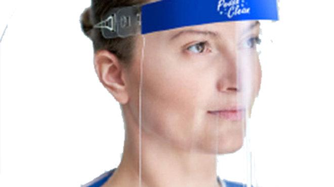 Face Shield - Máscara de Proteção Facial