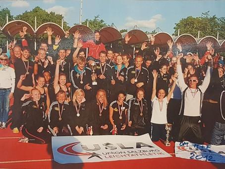 Österreichische Vereinsmeisterschaften in Graz