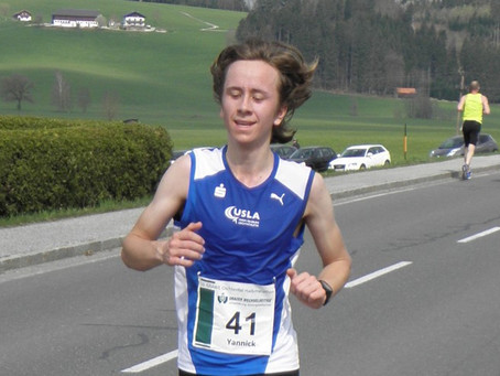 Nussdorfer Halbmarathon