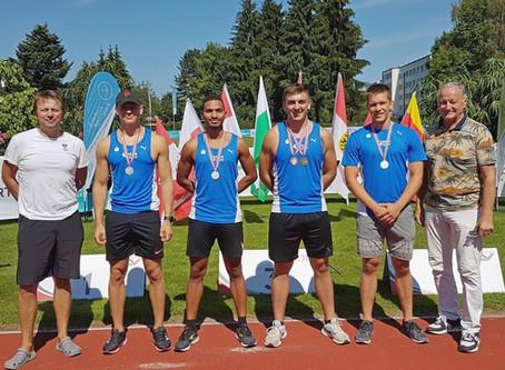 ÖM U23 in Klagenfurt