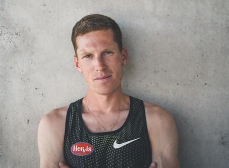Peter Herzog unterbietet Olympialimit
